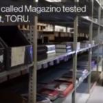 TORU Cube robot kan autonoom spullen pakken en terugzetten