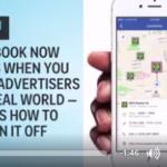 Facebook gaat bijhouden waar potentiële consumenten winkelen