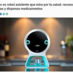 Pillo robot, een nieuwe gezondheidsdokter